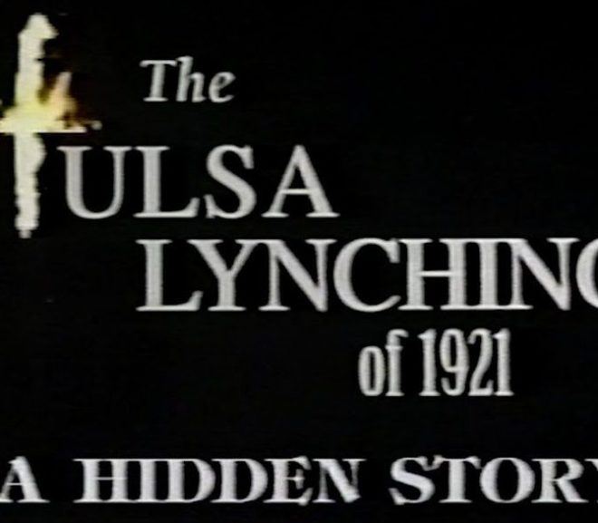 Friday Video: The Tulsa Lynching of 1921 (2000)
