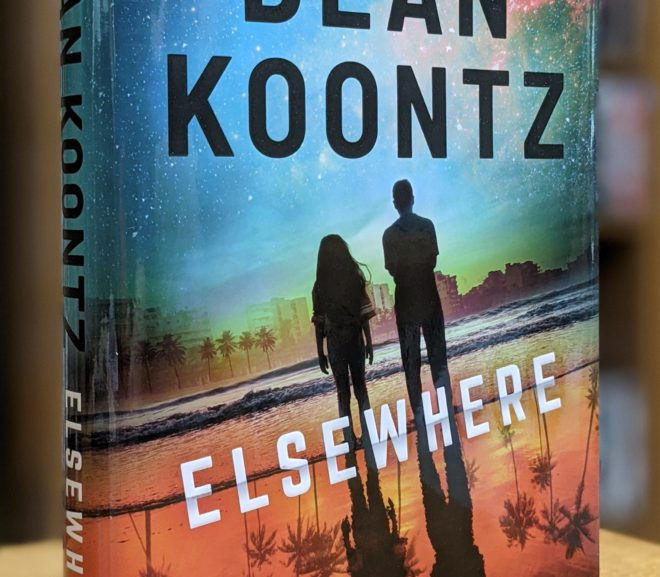 Friday Reads: Elsewhere by Dean Koontz