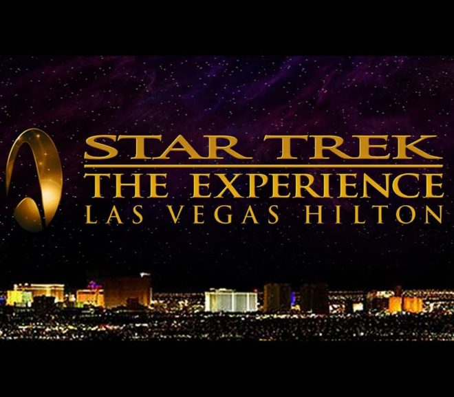 Friday Video: Star Trek: The Experience Las Vegas Construction Behind the Scenes