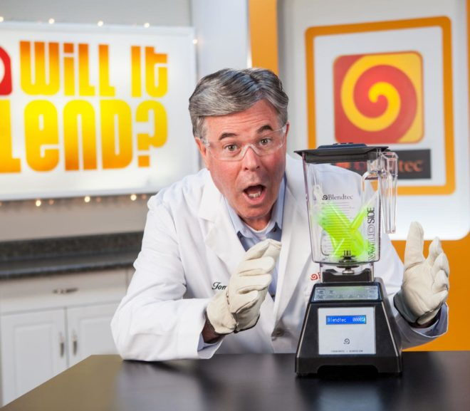 Throwback Thursday: Will It Blend?