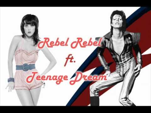 Mashup Monday: Teenage Dream ft. Rebel Rebel