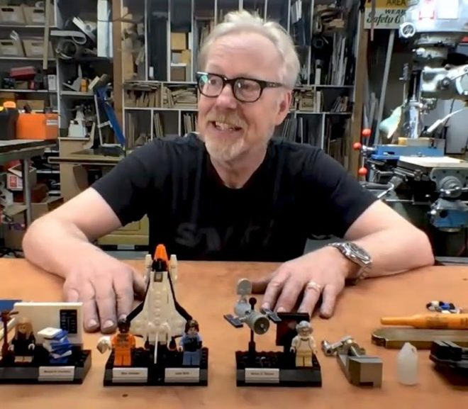 "Friday Video: Ask Adam Savage: ""Do you ever feel imposter syndrome?"""