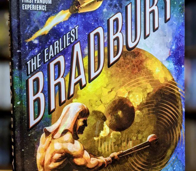 Friday Reads: The Earliest Bradbury