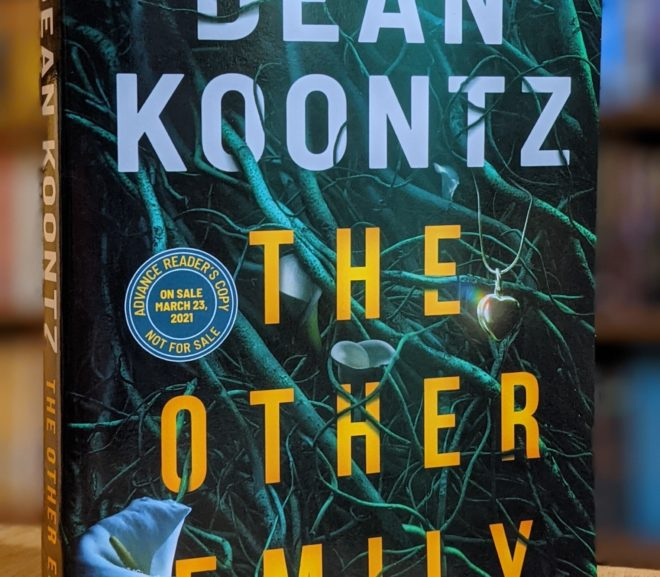 Friday Reads: The Other Emily by Dean Koontz