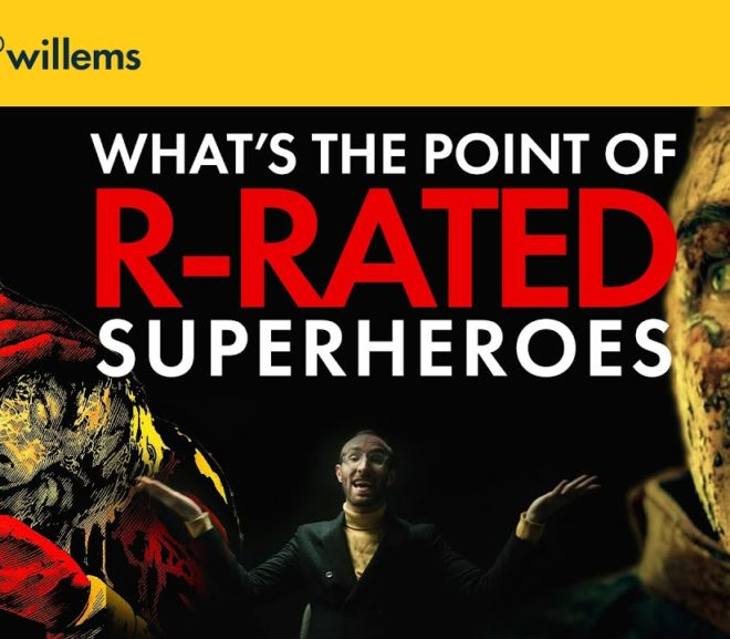Friday Video: What's the Point of R-Rated Superheroes?