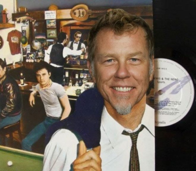 Mashup Monday: James Hetfield and the News – Hip to Be the Sandman