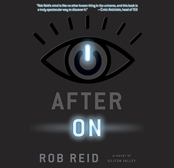 Friday Reads: After On by Rob Reid
