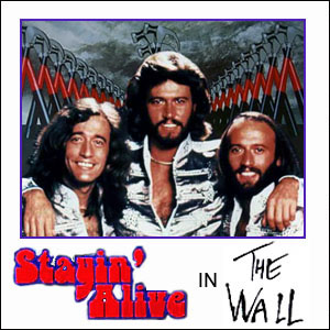 Mashup Monday: Stayin' Alive In The Wall (Pink Floyd + Bee Gees Mashup) by Wax Audio