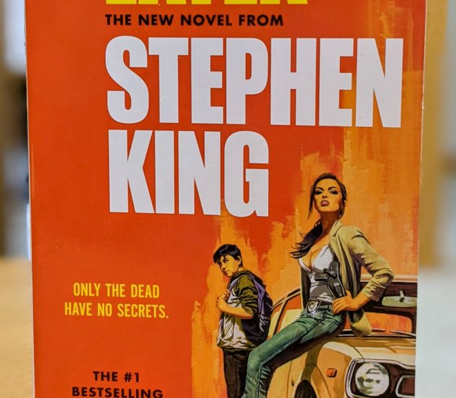 Friday Reads: Later by Stephen King