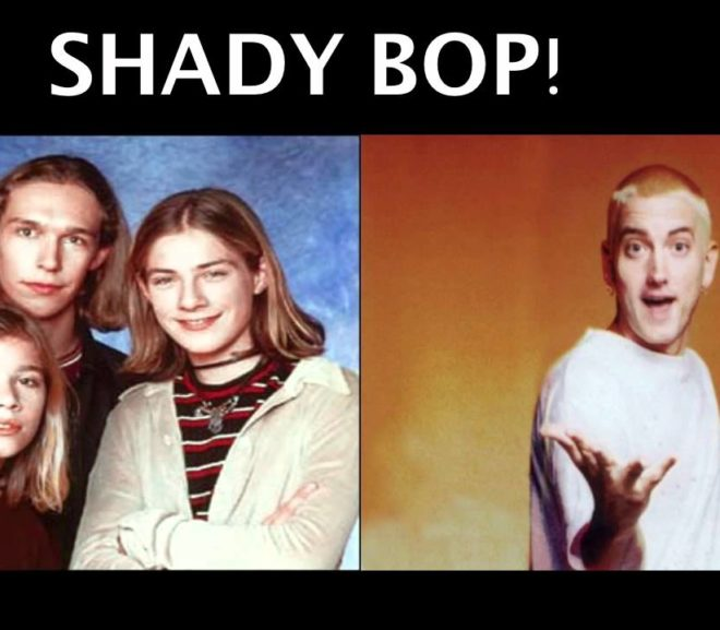 Mashup Monday:  Shady Bop (Eminem Vs Hanson)