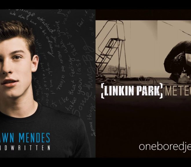 Mashup Monday: Somewhere In Stitches (Shawn Mendes vs. Linkin Park)
