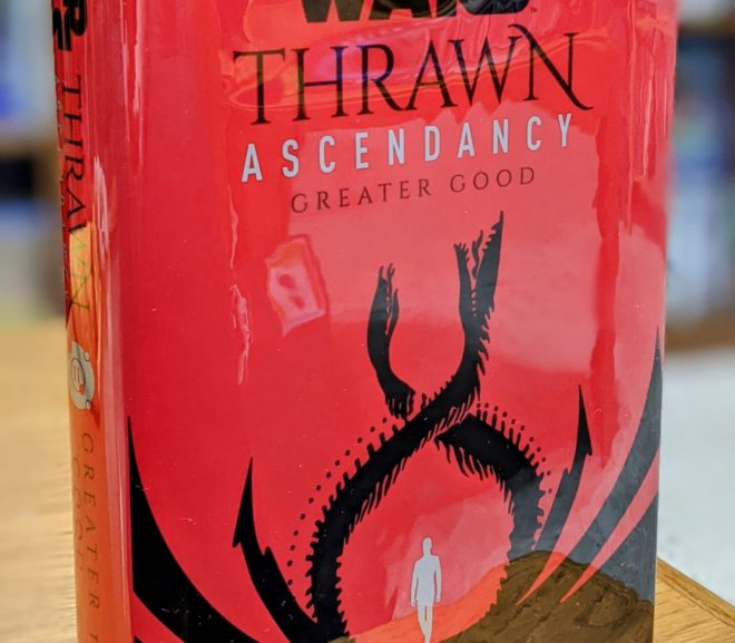 Friday Reads: Star Wars: Thrawn Ascendancy: Greater Good by Timothy Zahn