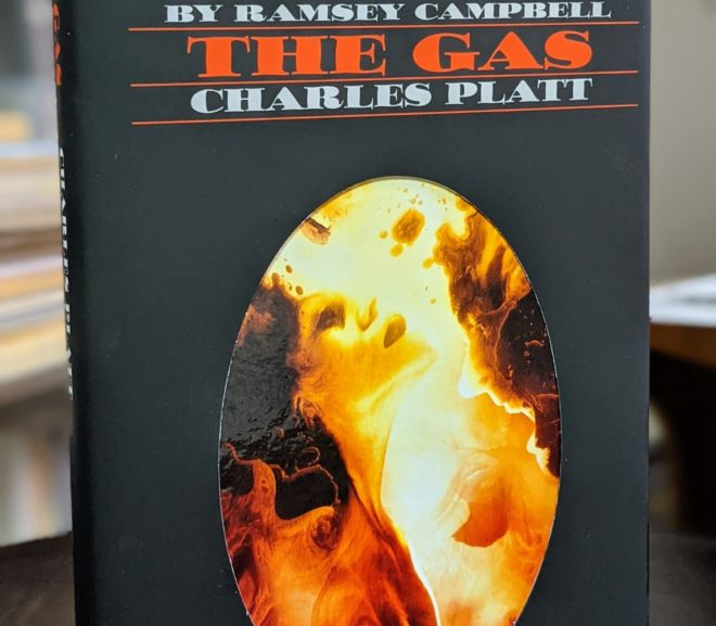 Friday Reads: The Gas by Charles Platt
