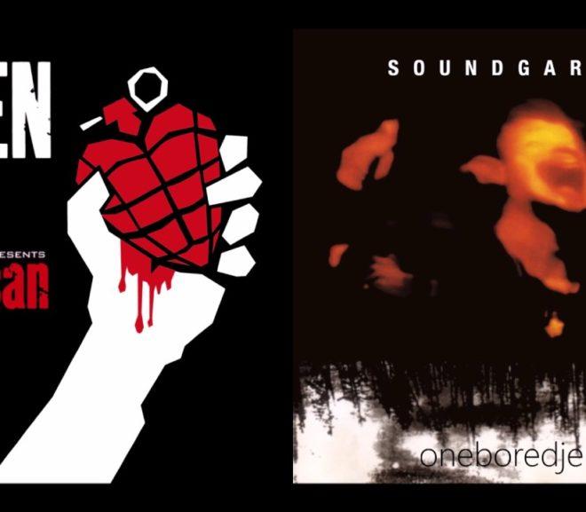 Mashup Monday: September Sun (Green Day vs. Soundgarden)