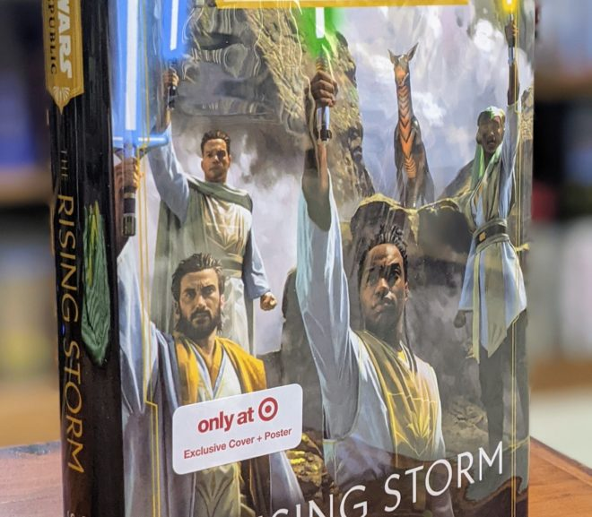 Friday Reads: Star Wars The High Republic: The Rising Storm by Cavan Scott