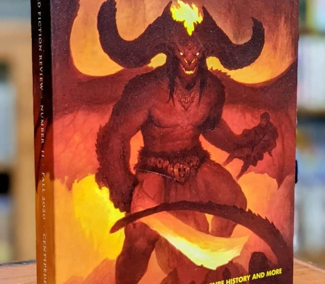 Friday Reads: Weird Fiction Review #11