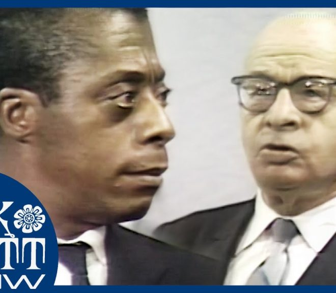 Friday Video: James Baldwin and Paul Weiss Debate Discrimination In America on The Dick Cavett Show