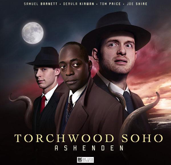 Friday Reads: Torchwood Soho: Asheden