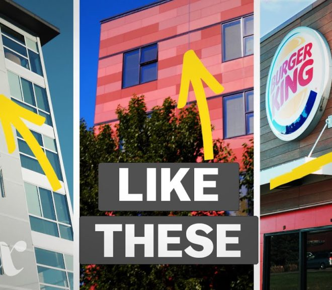 Friday Video: Why so many new buildings are covered in rectangles